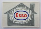 Esso - 'House Logo' Embroidered Patch